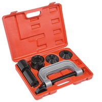 Tool for ball joint ball joint removal Ball Joint C Frame Press joint puller tool Service Kit Set ball joint separator