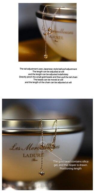 18 k sólido amarelo ouro jóias (au750) feminino colar de renda gargantilha corrente natural akoya mar pérola moda senhora 5
