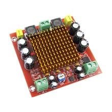 TPA3116DA Digital Amplifier Board TPA3116 150W D2 Mono Channel Digital Power Audio Amplifiers Board DC 12V 24V With Preamplifier все цены