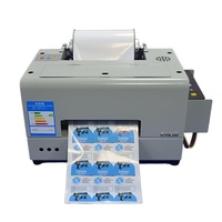 A4 print stickers at home shipping for label maker color adhesive sticker label printer