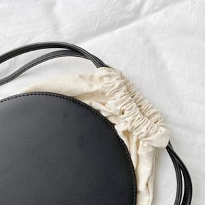 Image 5 - エクセルシオール女性バッグ販売品質のpuショルダーバッグ女性 2020 ストリングクロスボディ調節可能なストラップbolsoデmujerデcueroの
