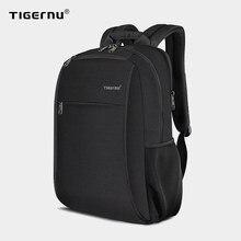 Tigernu Neue Anti Fouling Mode 15,6 zoll Laptop Rucksack Männer Wasserdichte Material Mit 4,0 EINE USB Lade Port Reisetasche casual