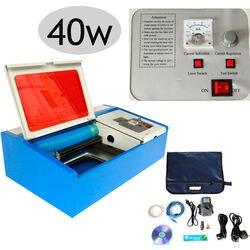 Yonntech 40W CO2 Laser Schneiden Gravur Maschine USB Port Holz Laser Cutter Maschine 300x200mm