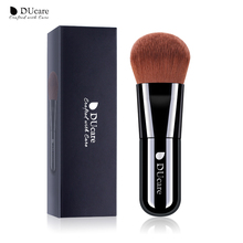 Ducare 1PCS powder brush professional makeup high quality make up brushes  top brown Synthetic Hair