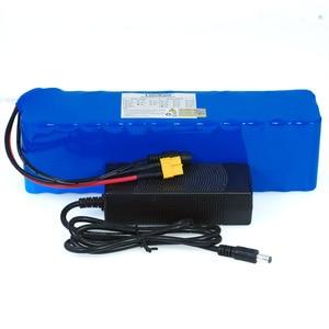 Image 5 - LiitoKala e bike akumulator 48v 10ah 18650 akumulator litowo jonowy zestaw do konwersji roweru 1000w XT60 wtyczka + 54.6v 2A ładowarka