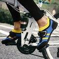 Уличная велосипедная обувь для мужчин женские Легковесный горный велосипедные кроссовки Boa быстрая шнуровка системы для пеших и вело поход...
