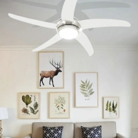 Ornate ceiling fan with light 128 cm white   ceiling fan suspension light fixture ceiling fan ceiling fan