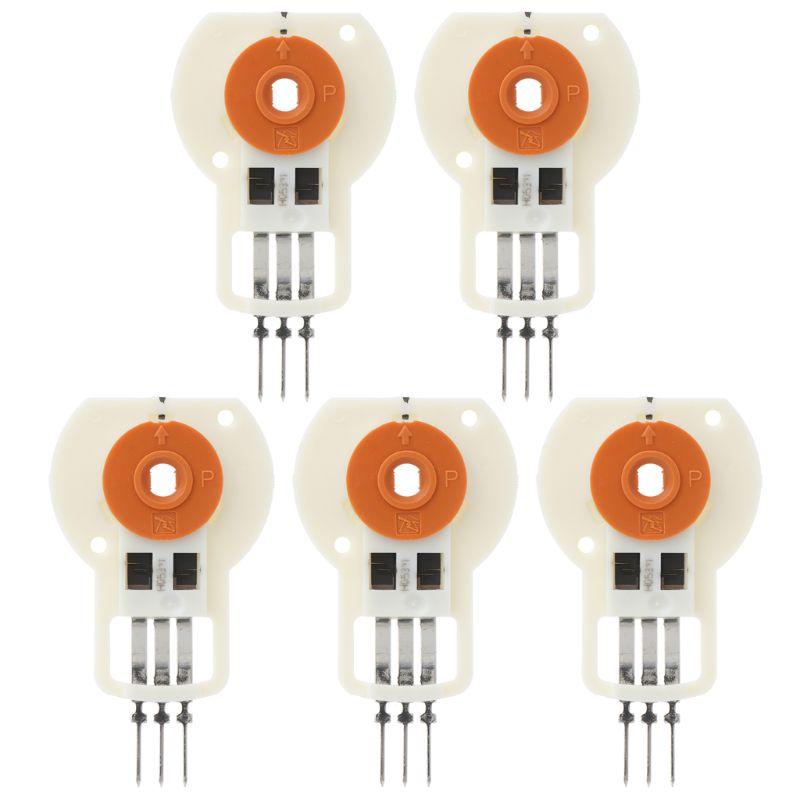 5pcs Automotive Air Conditioning Resistance Sensor FP01-WDK02 Transducer Elements