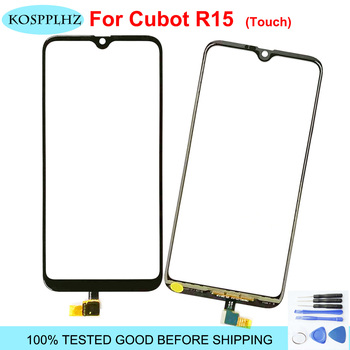 For Cubot R15 Touch Screen Perfect Repair Parts Touch Panel Cubot R 15 Replacement Cell phone + Tools