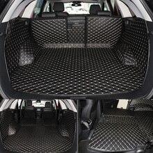 Пользовательские автомобильные коврики для багажника Suzuki Vitara водонепроницаемые Ковровые Коврики для ковров Vitara Стайлинг
