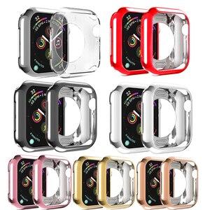 Watch Case for Apple Watch 5 4
