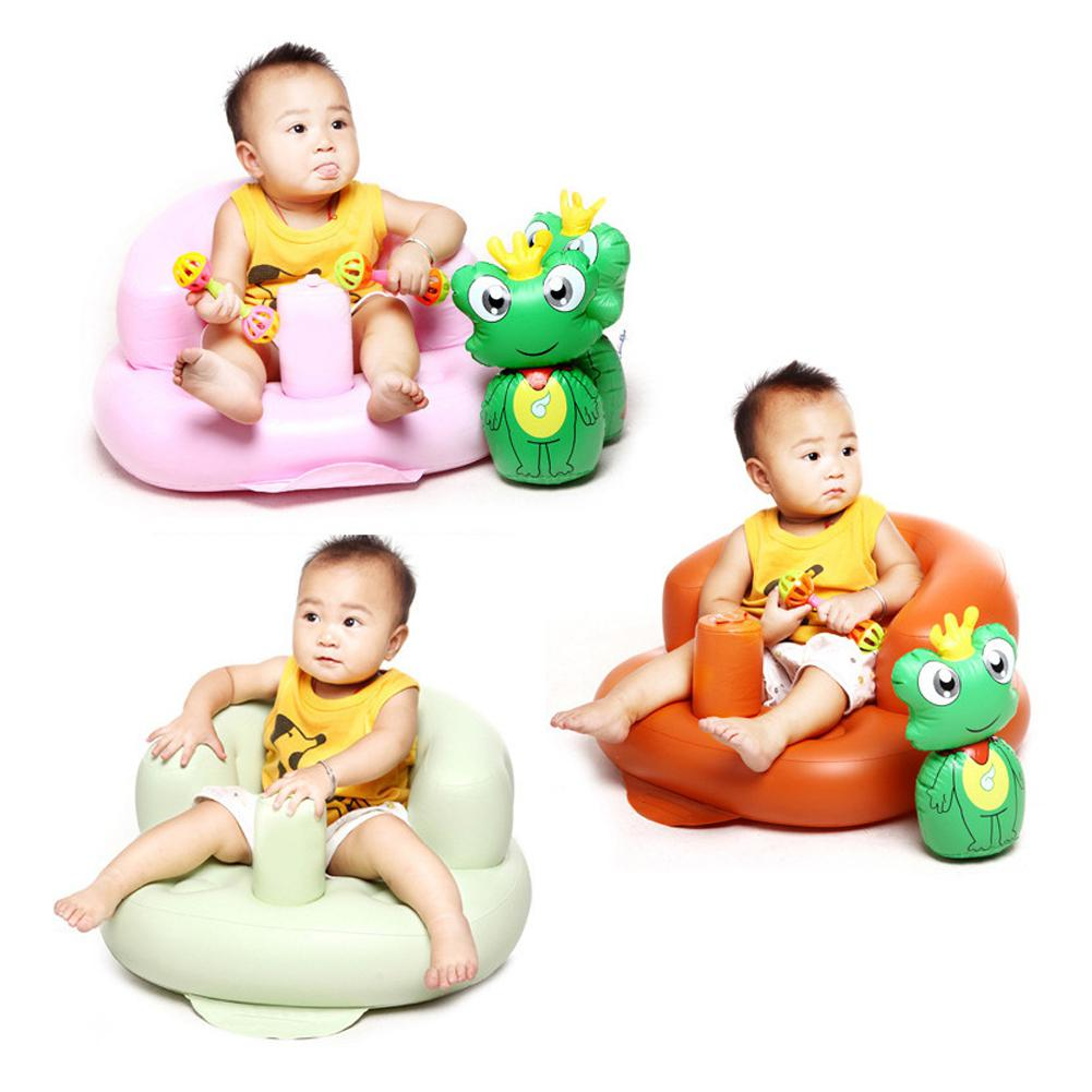 Portable Inflatable Multifunctional Baby Chair Sofa Infant Safety Seat