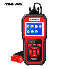 KONNWEI KW850 OBD 2 Car Scanner OBD2 Scanner OBD2 Car Diagnostic Scanner Tools Check Engine Automotive Car Scanner Code Reader