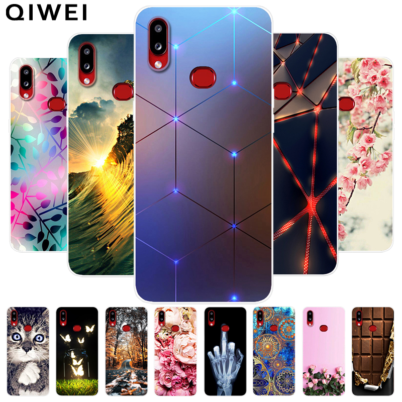 For Samsung A10S Case 2019 NEW Fashion Soft TPU Back Cover For Samsung Galaxy A10S Case A 10s Phone Cases Silicone Coque 6.2''