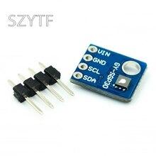 Gy sgp30 sensor de gás de qualidade do ar tvoc eco2 medição de dióxido de carbono módulo de formaldeído
