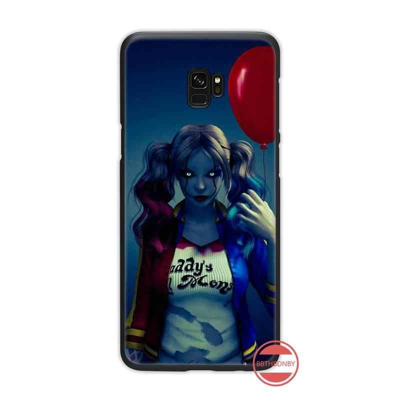 Casais de celular harley quinn, esquadrão suicida, capa de celular para samsung galaxy s5 s6 s7 s8 s9 s10 s10e s20 edge plus lite