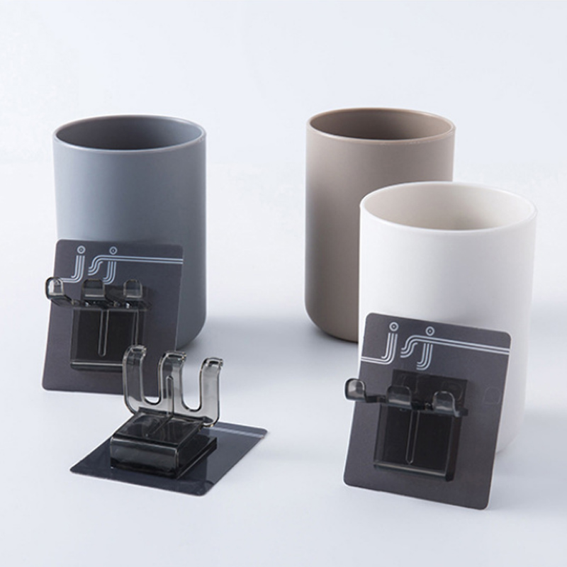 Bathroom Accessories Mouthwash Cup Home Drinkware Plastic Rinse Cups Water Mug Food Grade 1Pc Multifunction