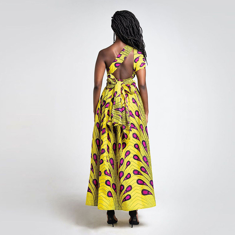 @Cacey african dress 4