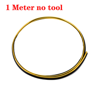 only 1 Meter gold
