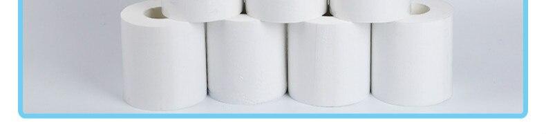 20 rolos de três camadas de tecido