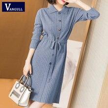 Dresses Button Vangull Women