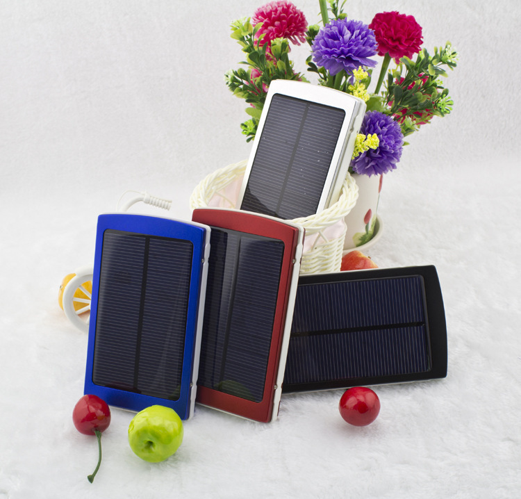 30000mAh Waterproof/Dustproof Solar Power Bank with Double USB Output and LED Flashlight 10