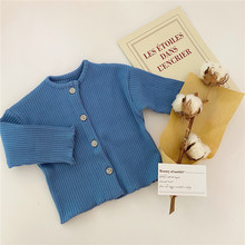 Sweat-Coat Baby-Girls Boys Winter Warm Autumn Fashion Woolen for Cute Sweet And Thickened