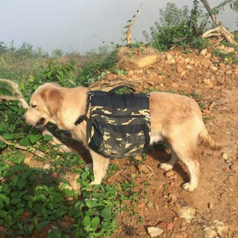 tactical dog backpack