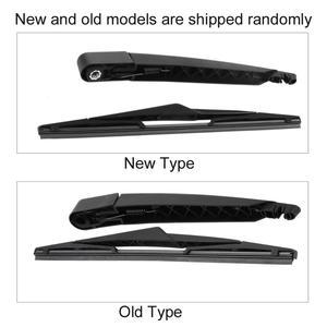 Image 5 - Rear Windshield Windscreen Wiper Arm & Blade Set for Opel Astra III 3 H 2003 2004 2005 2006 2007 2008 2009
