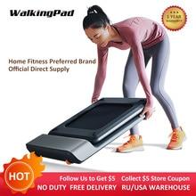 WalkingPad Treadmill A1 Smart Foldable Electric Sport Walking Machine Conveyor Belt Body Building Exercise Equipment Xiaom Mijia