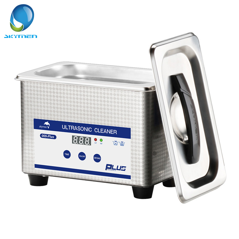 Ultrasonic Cleaner 50W 35w Jewelry Manicure Tools Parts Cutters Ultrasound Bath Dental Eyeglasses Sterilizer Washing Machine