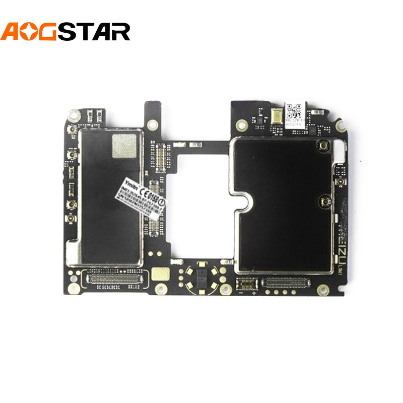 Aogstar Mobile Electronic Panel Mainboard Motherboard Unlocked With Chips Circuits Flex Cable For Meizu 16 16th Plus 16plus 16X