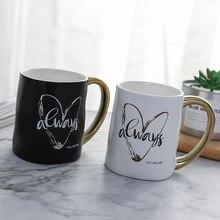 Always You Lovers Beautiful Ceramic Mug Milk Coffee Tea Cup Home Office School Drinkware Gift