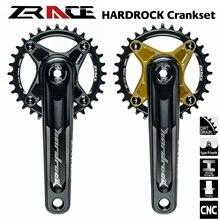 ZRACE platos y bielas de velocidad para bicicleta de montaña, juego de bielas HARDROCK 1x10 11 12 platos y bielas de velocidad para MTB XC / AM / DH / FR 170 / 175mm, 32T / 34T, BB83, BB68/73 S RAM EAGLE