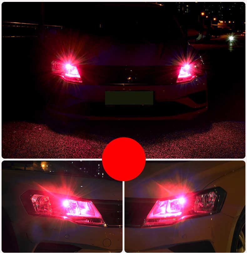 1PCS T10 LED W5W 194 Lampadina Disabilita Singal Luce 18SMD Accessori Auto Lampada Da Lettura Luci Della Targa di immatricolazione della lampada Larghezza per Auto 12V