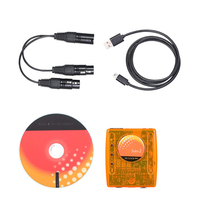 Protable Dmx Computerized Lighting Controller Kit for Stage Lamp Lighting Fixture|Voice Recognition/Control Modules| |  -