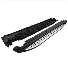 Side Step Bar Aluminium Alloy Running Board For Mercedes Benz ML 2020 2020 2020 2020 2020 Nerf Bar 4X4(China)