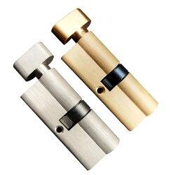 C grau de cobre núcleo anti-roubo fechaduras da porta cilindro segurança travamento cilindros 70mm anti-roubo fechadura da porta do quarto