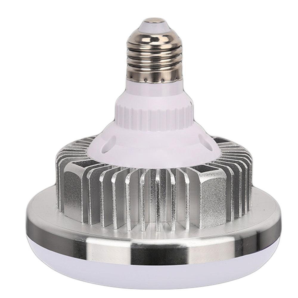 E27 Photography Studio 65W 5500K LED White Light Bulb Video Lamp AC220-240V