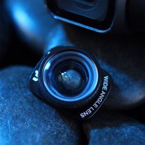 Image 5 - Ulanzi 1.33X Anamorphic Lens Voor Osmo Pocket Groothoek Lens Filmmaken Lens Magnetische Structuur Hd Gimbal Accessoires