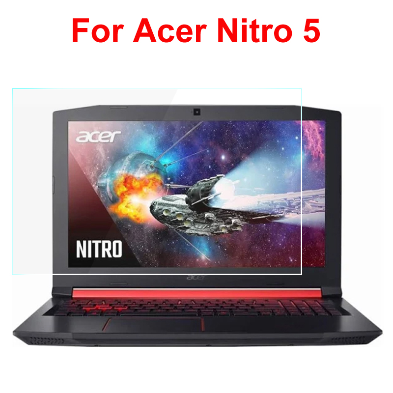 Scratch Proof Tempered Glass For Acer Nitro 5 Screen Protector For Acer Nitro5 15.6 Inch Notebook Glass Protective Film
