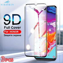 3PCS Full Cover Tempered Glass for Huawei Honor 8X 10 Lite 9X Honor 8A 8C Honor 8S Screen Protector for Honor 10i 20 7A 7C Pro 2 in 1 full cover 9d tempered glass for huawei honor 9x 9x pro 8x 8a 8c 8s v20 v30 10 20 10i 20i 10 20 lite screen protector