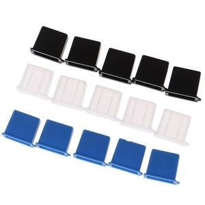 10Pcs/lot USB Type A Male Anti-Dust Plug Stopper Cap Cover Protector