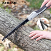 AI-ROAD Hand Folding Saw Woodworking Cutting Tool Collapsible Sharp Camping Garden Prunch Saw Trees Chopper Dry Wood Knife 1