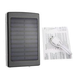 50000mAh podwójny USB słoneczna zewnętrzny powerbank ładowarka do Tablet z funkcją telefonu