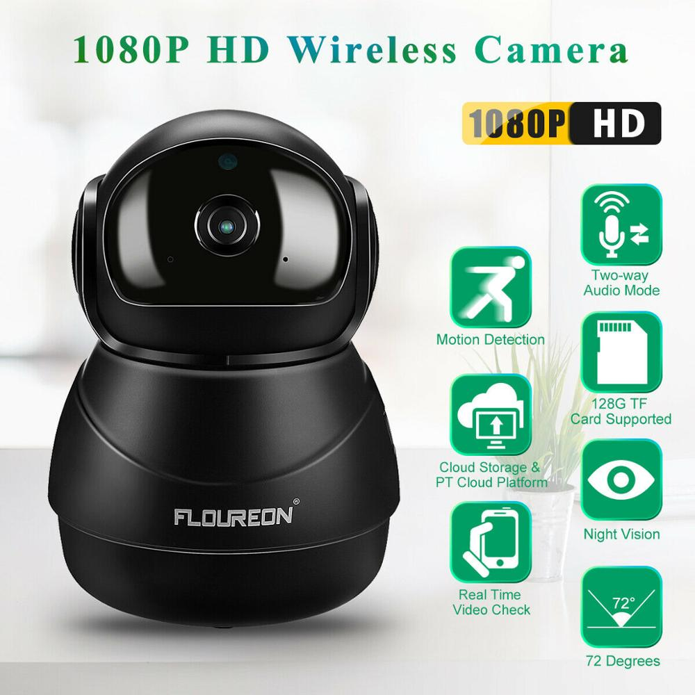 Wifi IP Camera 1080P HD H.264 Wifi 2.0 Megapixel Wireless CCTV Security IP Camera Two-Way For Baby Monitor Home Security IR CAM
