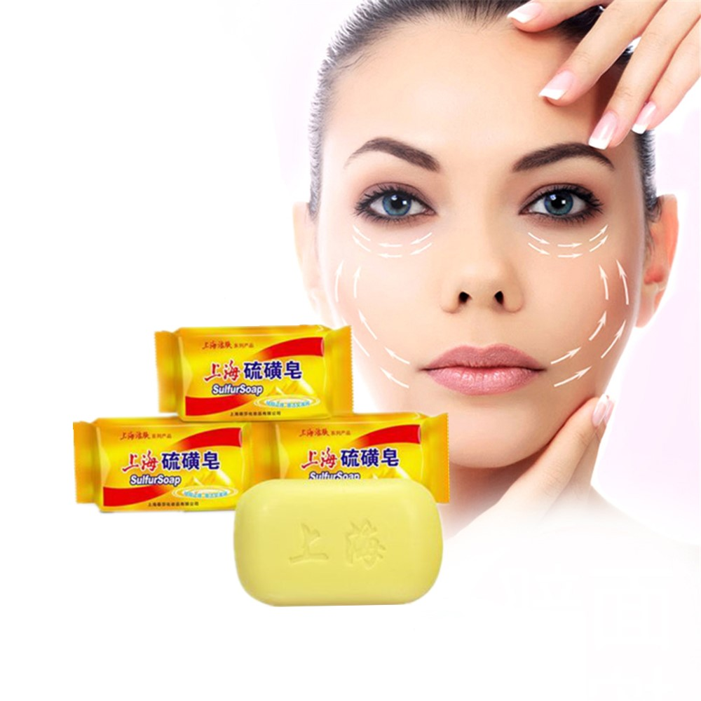 Drug Cleaning Soap Treatment Of Fungal Dermatitis And Acne Treatment Of Soap Whitening And Moisturizing Face And Whole Body Skin