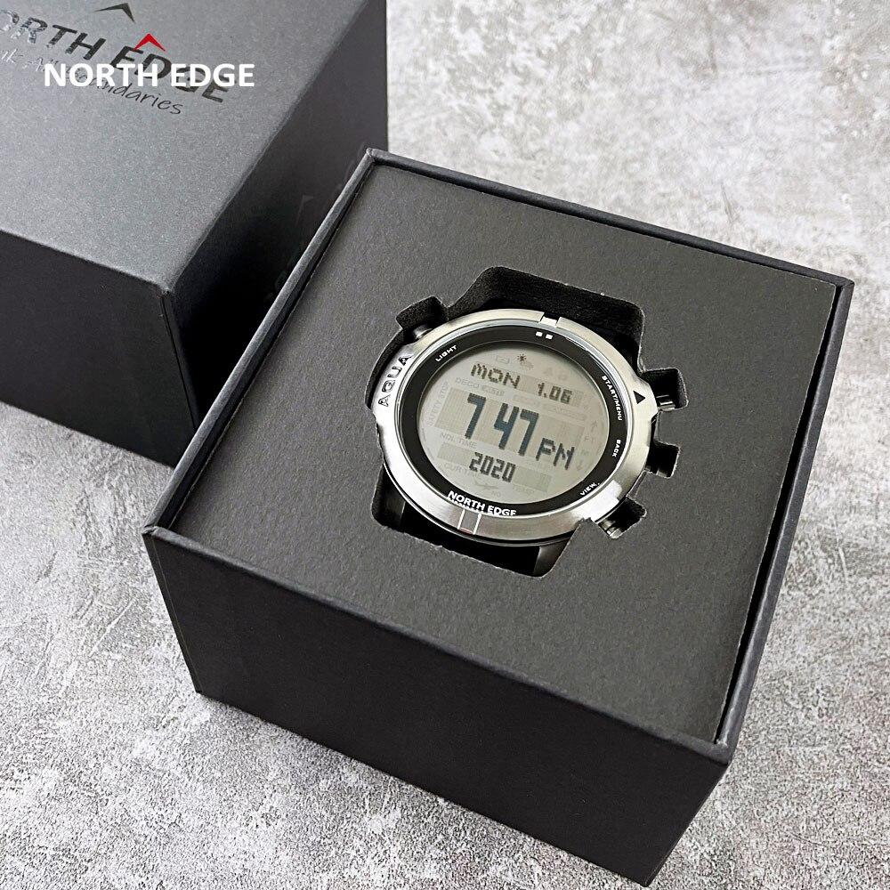 relógio de mergulho ndl 50m relógios ao