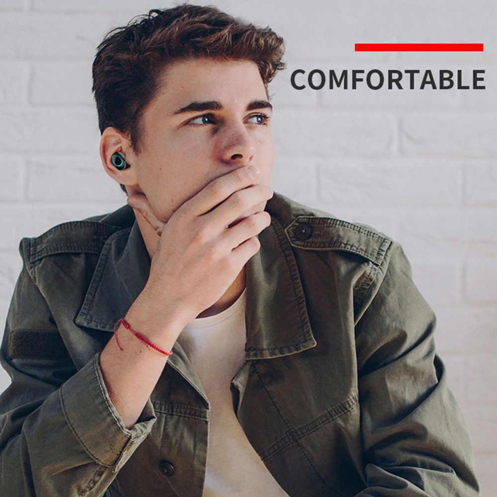 S11 3500mAh batterie d'alimentation écouteurs Bluetooth sans fil Sport dans l'oreille TWS jeu casque bruit écouteurs avec micro pour IPhone Xiaomi