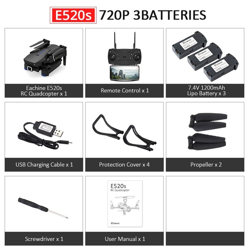 E520S 720P 3B